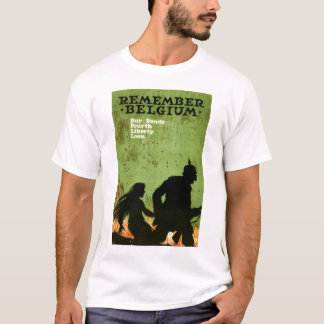 Remember Belgium T-Shirt