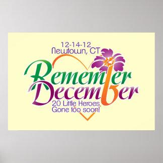 Remember December Poster