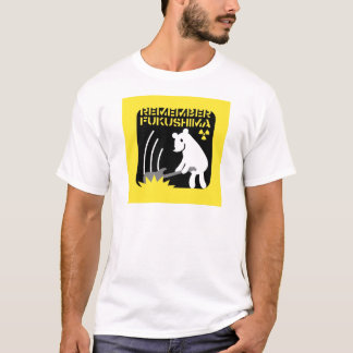 Remember Fukushima T-Shirt