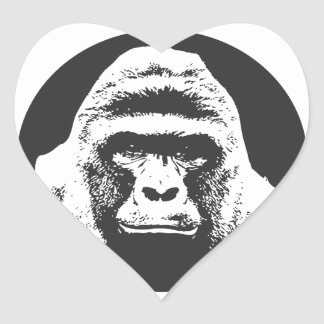 Remember Harambe Heart Sticker