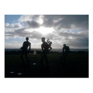 Remember Iceland Postcard