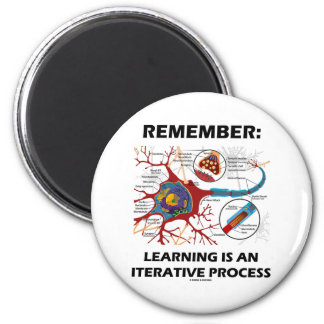 Remember: Learning Is An Iterative Process Synapse Magnet