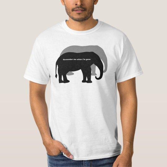 Remember me T-Shirt
