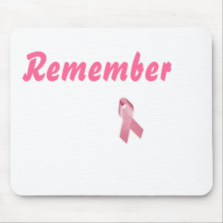 Remember Mouse Pad