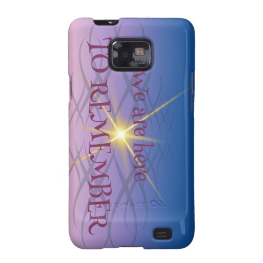 Remember Samsung Galaxy S2 Covers