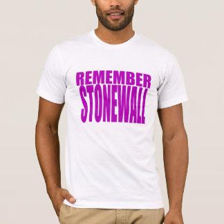 Remember Stonewall T-Shirt