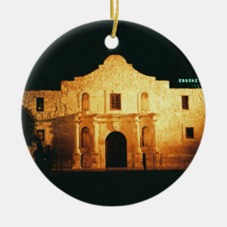 Remember the Alamo Ornament