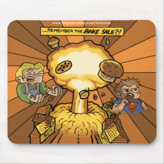 Remember The Bakesale Mousepad