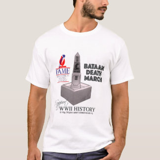 Remember The Bataan Death March T-Shirt