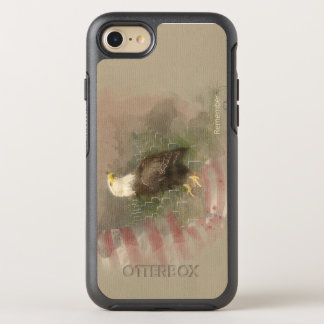 remember the cost of freedom OtterBox symmetry iPhone 8/7 case