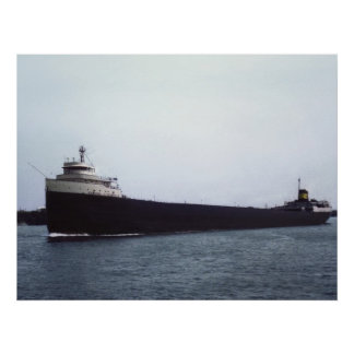 Remember... The Edmund Fitzgerald Poster
