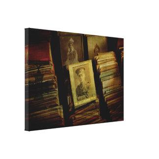 Remember the Fallen Canvas Print
