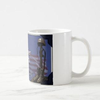 Remember the Fallen Coffee Mug