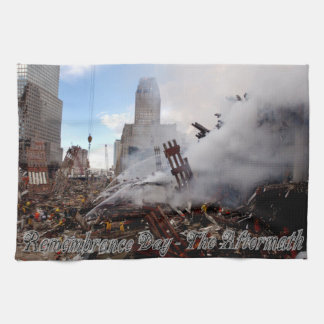 Remember The Fallen - Sept. 11, 2001 Kitchen Towel