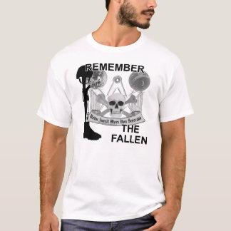Remember The Fallen T-Shirt