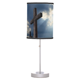Remember the fallen table lamp