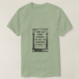 Remember The Past - A MisterP Shirt