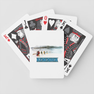 Remember the Trail of Tears Bicycle Playing Cards