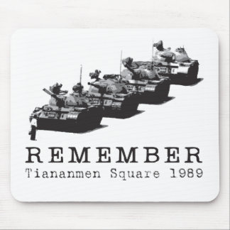 Remember Tiananmen Square Mouse Pad