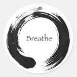 Remember to Breathe! Sticker