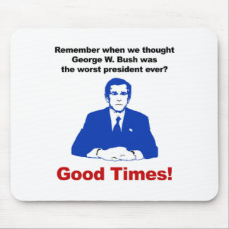 Remember when? mouse pad