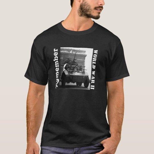 Remember World War II T-Shirt