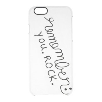 remember: you rock phone case