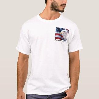Remembering 9-11 Pocket T-shirt