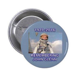 Remembering John Glenn Button