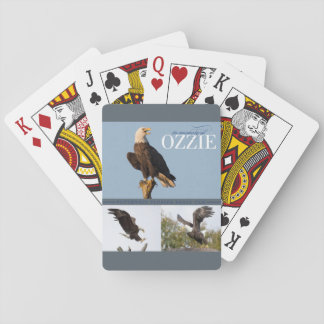 Remembering Ozzie Playing Cards