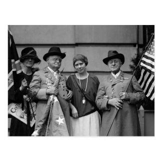Remembering the Civil War: 1923 Postcard