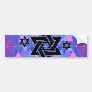 Remembrance of the Holocaust. Bumper Sticker
