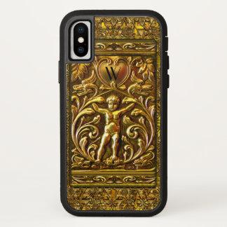 Remiel Cherub Love Monogram iPhone X Case