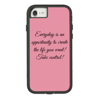 Remind yourself of your own power in your life Case-Mate tough extreme iPhone 8/7 case