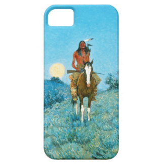 "Remington ""The Outlier"" With Native American iPhone 5 Cover"