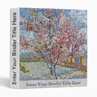 Reminiscence Of Mauve By Vincent Van Gogh Binder