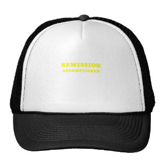 Remission Accomplished Trucker Hat