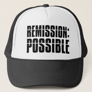 Remission Possible Trucker Hat