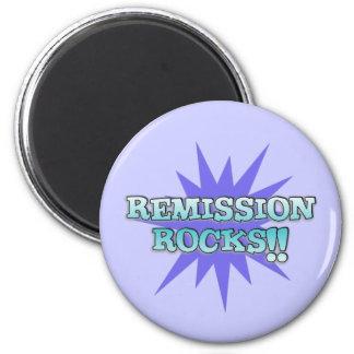 REMISSION ROCKS MAGNET