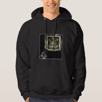 remixed on a black T - Customized - Customized Hoodie