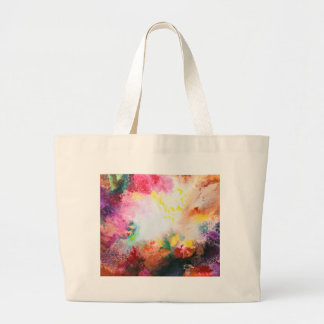 Remnants and Rebirth Large Tote Bag