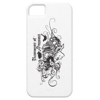 Remnants of Dreams iPhone 5 Covers