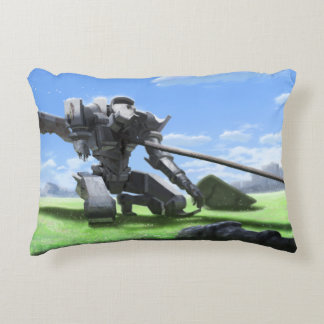 Remnants of War Accent Pillow