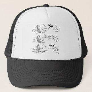 Remote Control Cartoon 5715 Trucker Hat