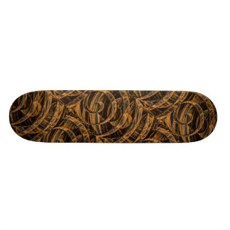 remous 3D en bois Plateaux De Skate