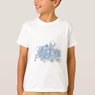 Remous d'aquarelle t-shirt