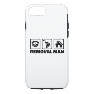 Removal man iPhone 7 case
