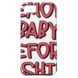 remove baby before washing, funny case for the iPhone 5