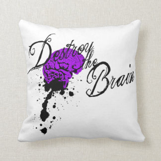 remove the head or... throw pillow