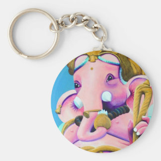 Remover of Obstacles Keychain